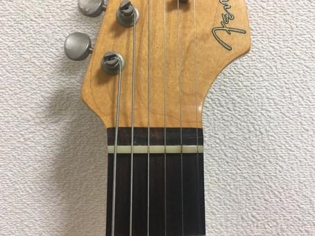 20/04/13 ギターのスケール(弦長)って?