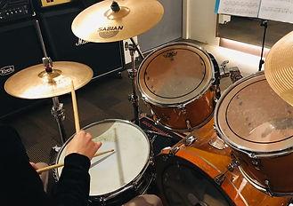 ドラムレッスン風景3