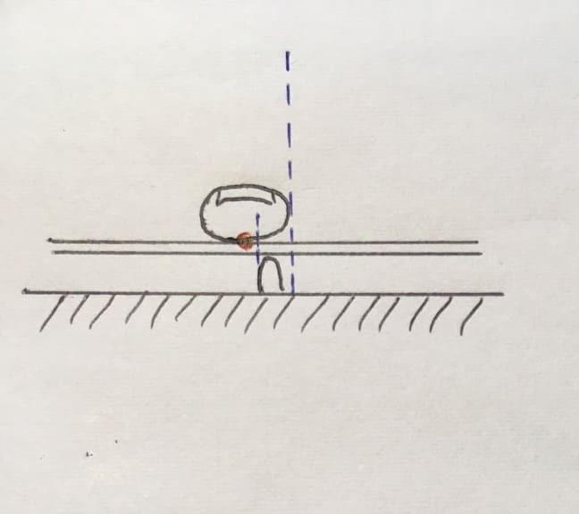 フレットの押さえ方解説3