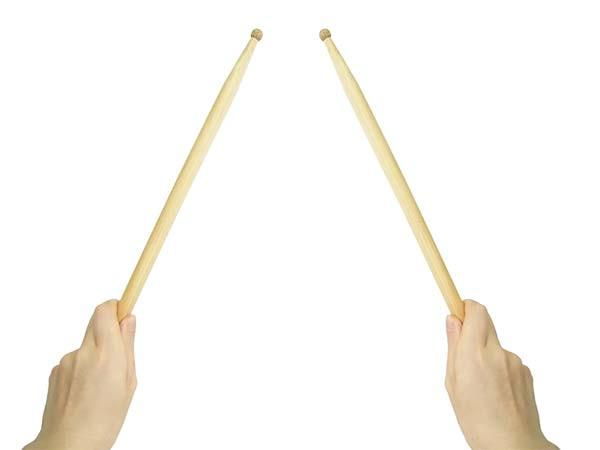 ドラムスティック ジャーマングリップ