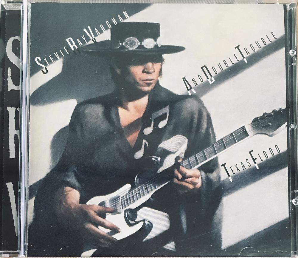 Stevie Ray Vaughan「Texas Flood」