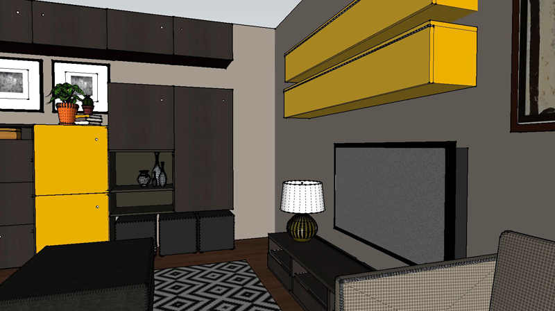 Wohnzimmer/Küche_05
