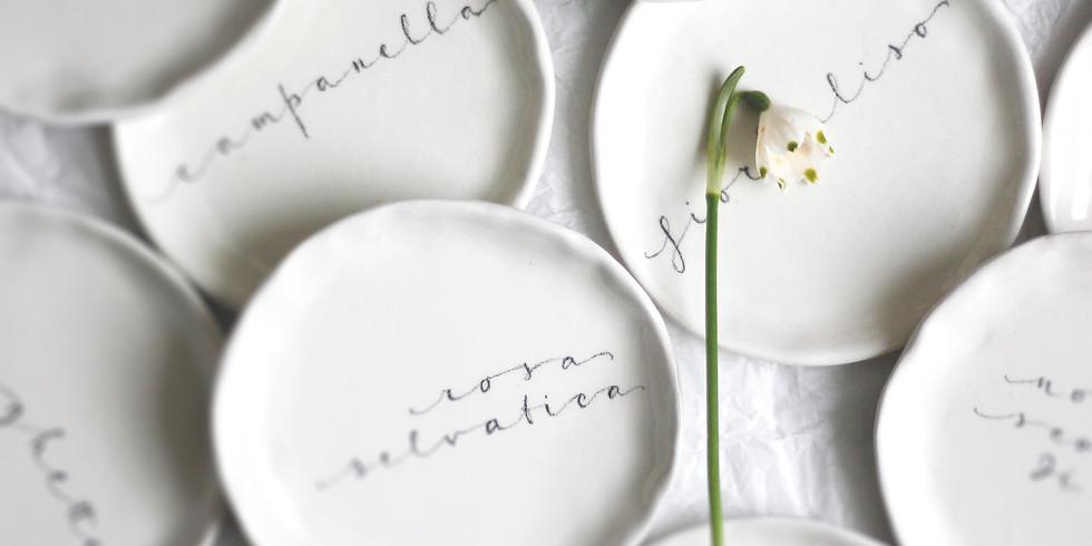 SENZA PAROLE - Calligrafia e Incanto - Spring Edition (1)