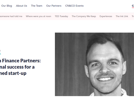 A recent interview done with CN&CO on the first few months of trading...
