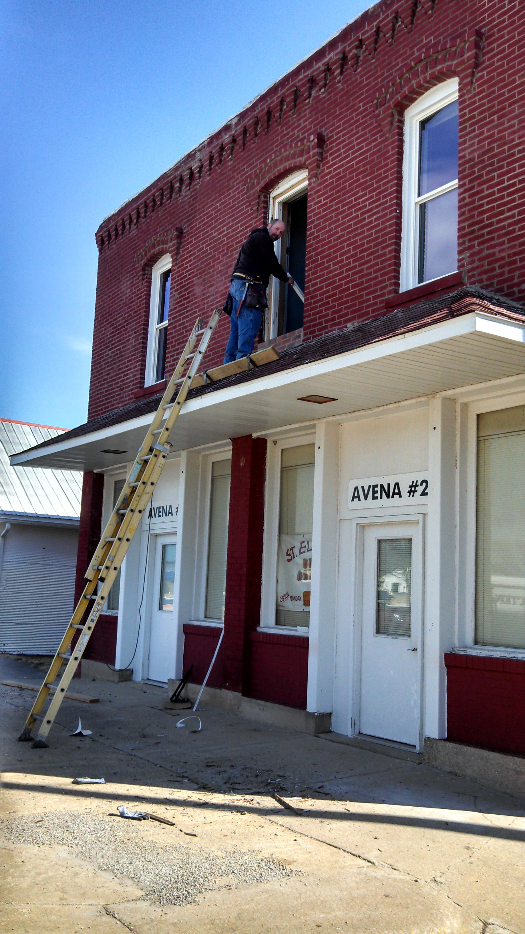 Avena Township Hall