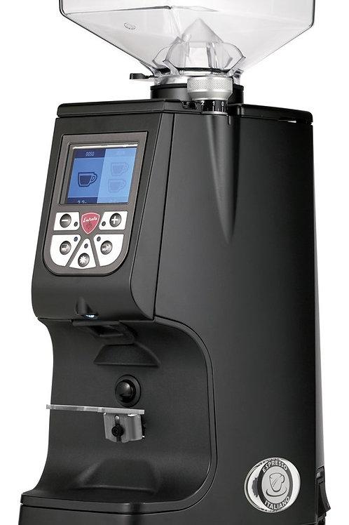 Kaffekvarn Eureka Atom - Mattsvart