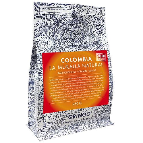 Colombia La Muralla Natural - 250 gram