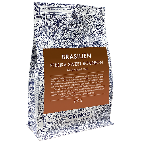 Brasilien Pereira Sweet Bourbon
