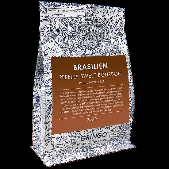 Brazil Pereira Sweet Bourbon