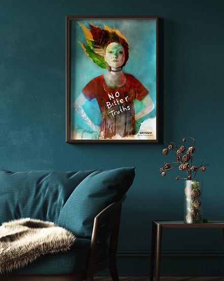 Poster Outsider 50 x 70 cm