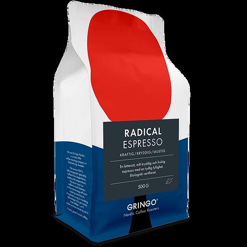 RADICAL ESPRESSO - Ekologiskt