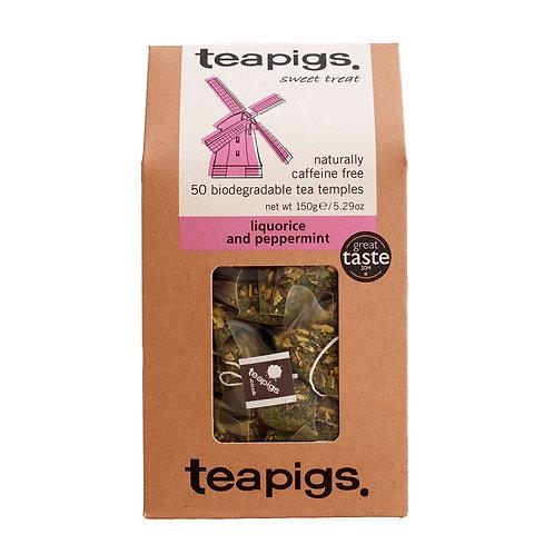 Teapigs Liquorice & Peppermint
