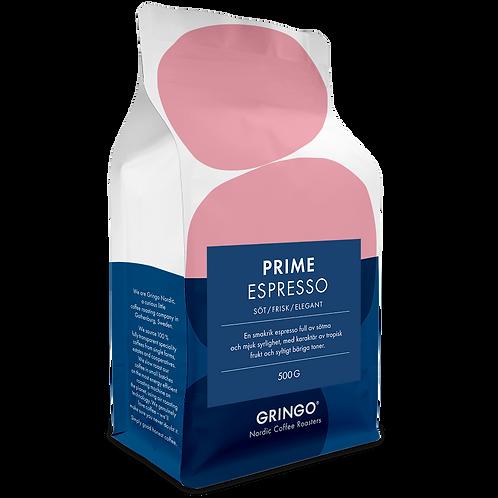 PRIME ESPRESSO - Ekologiskt