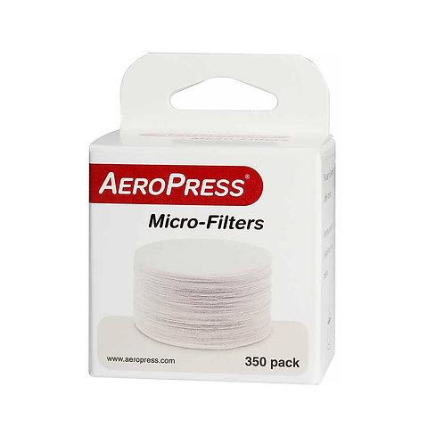 Filter till Aeropress 350 stycken