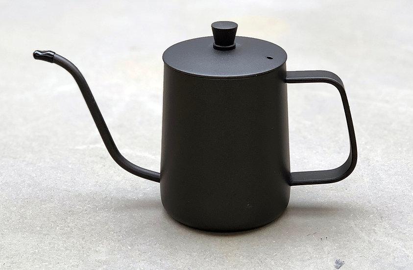 Kettle Pour Over BLACK 600 ml