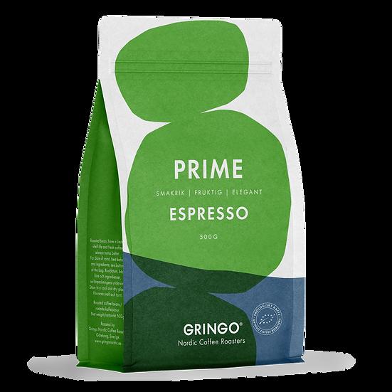 PRIME ESPRESSO - Organic