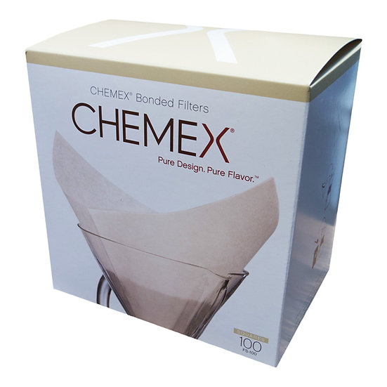 Chemex Pappersfilter - 100 pack