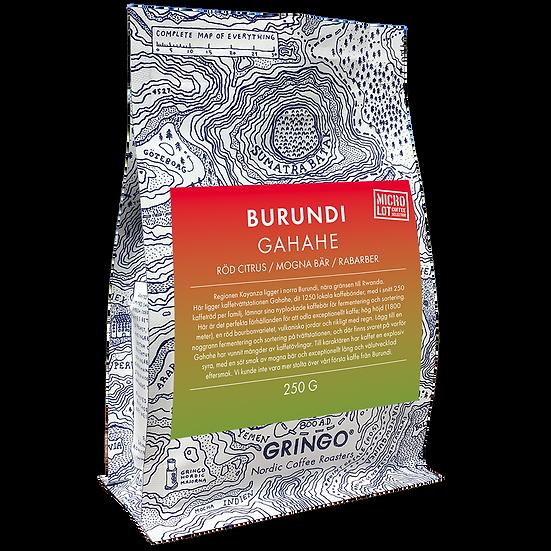 Burundi Gahahe - Micro Lot