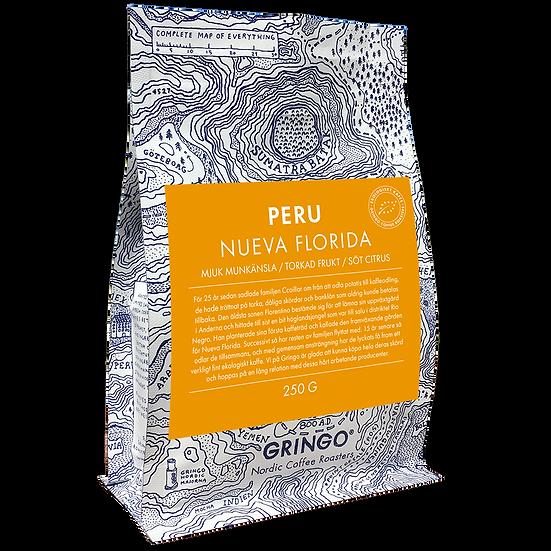 Peru Nueva Florida - Ekologiskt