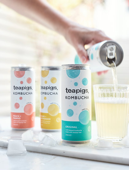 Teapigs- Kombucha 250 ML