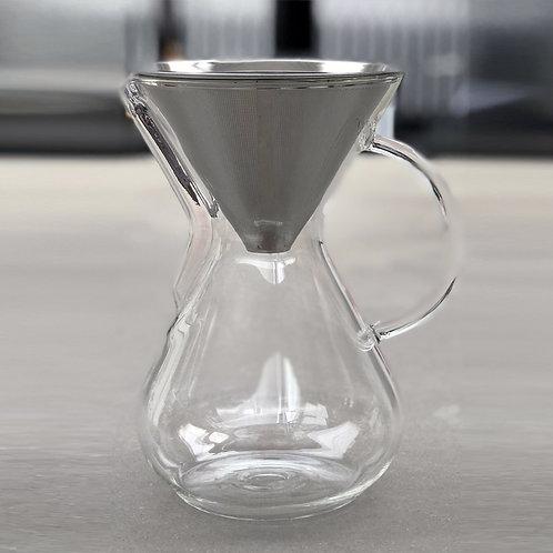 Kaffebryggare Time Glass 6 cups
