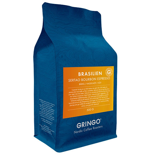 Brasilien Sertao Bourbon Espresso