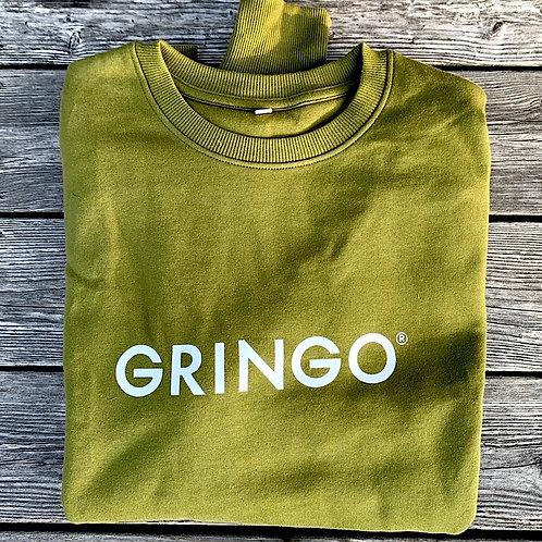 Collegetröja Gringo - Green Moss