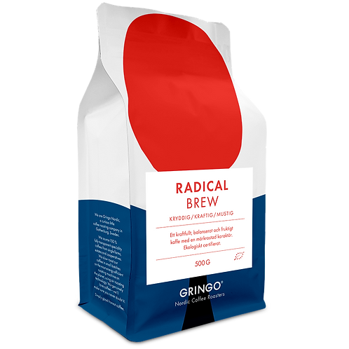 RADICAL BREW - Ekologiskt
