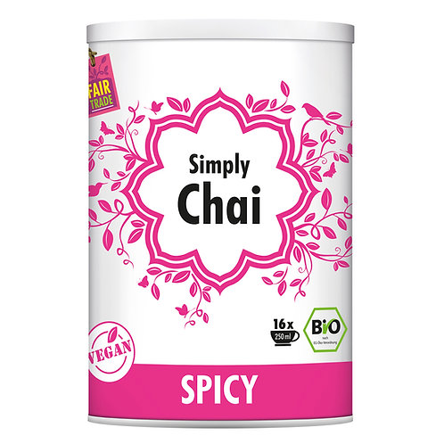 Simply Chai Spicy