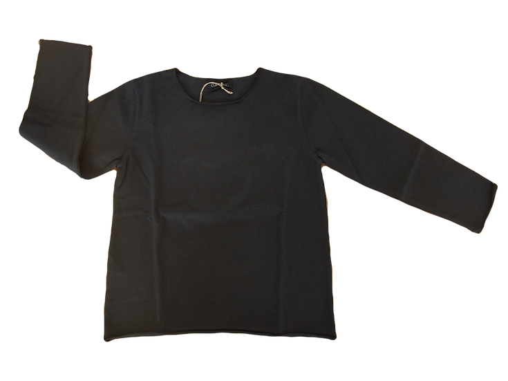 T-SHIRT IN COTONE OLIVE