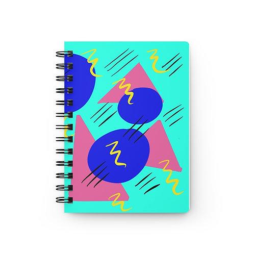 Magic Journal 1980's (Spiral Bound)