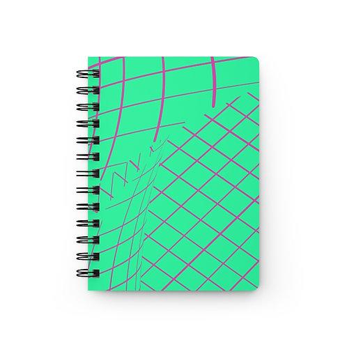 Magic Spiral Bound Journal