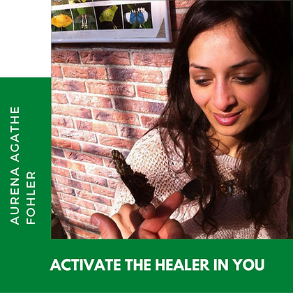 3 - Activate the healer in you