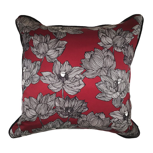 Lotus Flower Cushion