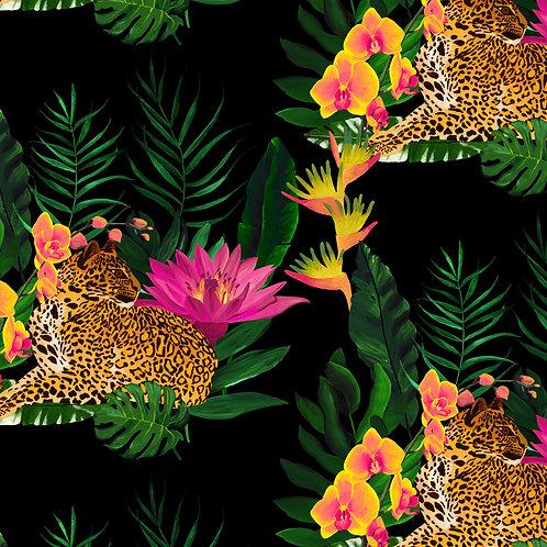 Fleurs Exotique no.1 de Cerise Wallpaper