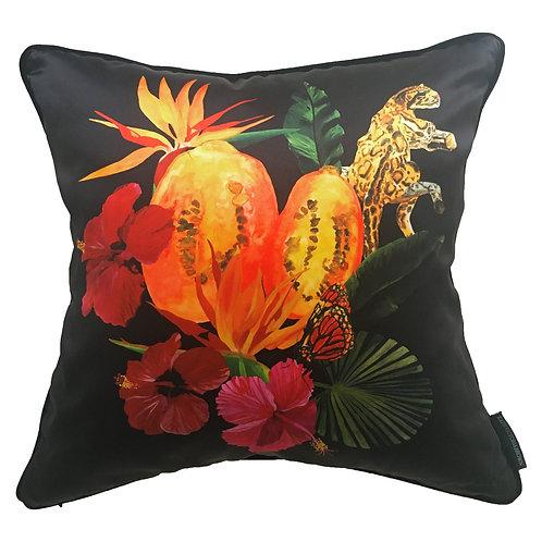 Fleurs de La Nuit, Papaye Cushion