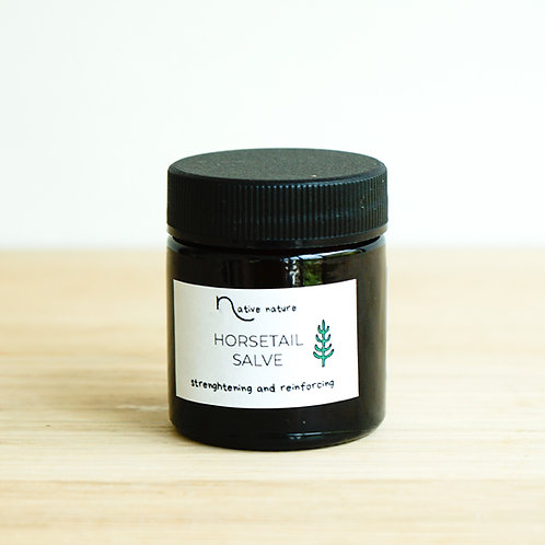 Horsetail salve