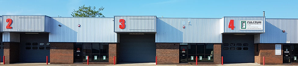Fulcrum Manufacturing Ltd, Portsmouth