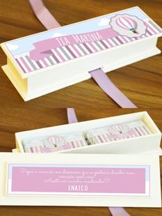 Caixa Mini-Elegance Slim com 4 Barrinhas Belga