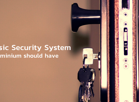 5 Basic Security System Condominium Should Have