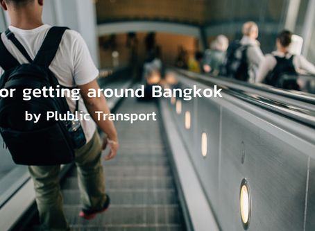 Tips for getting around Bangkok by Public Transportation.