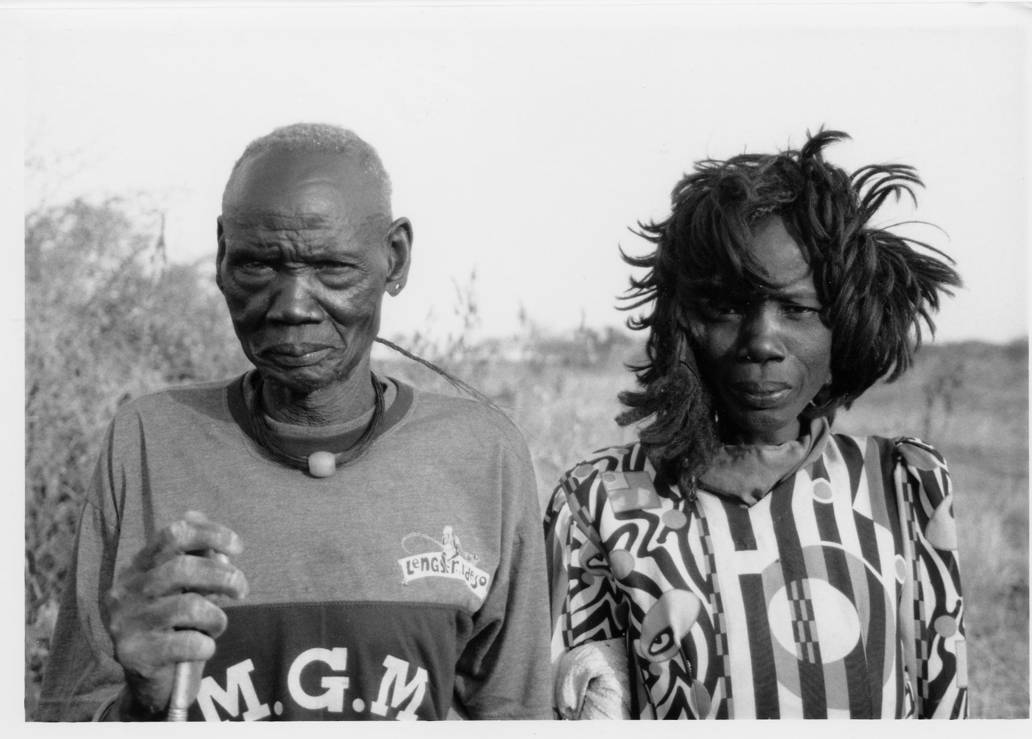 Bad hair day, Sudan