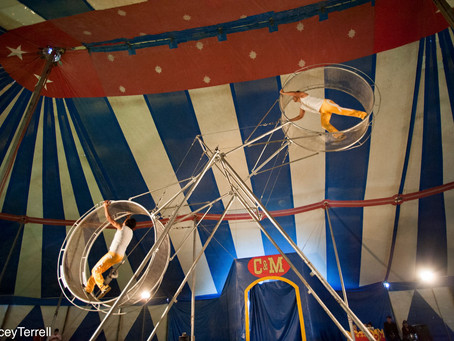 The Culpepper and Merriweather Circus Arrives At The Ostego County Fairgrounds On July 10th!