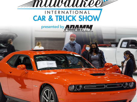 Greater Milwaukee Car & Truck Show Takes Over Wisconsin State Fair Park May 5-9