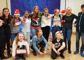 Theater AG der Gesamtschule Gedern begeistert die Zuschauer