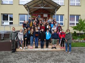 Schüleraustausch mit Jubiläum in Polanów, Polen