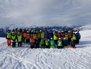 Schneesportwoche an der GSG