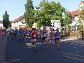 Stadtlauf Gedern 18. August 2018