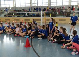 Tag der Talente wirbt für das Sportprogramm an der Gesamtschule Gedern am Donnerstag, den 30. Januar