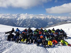 Erlebnisreiche Schneesportwoche
